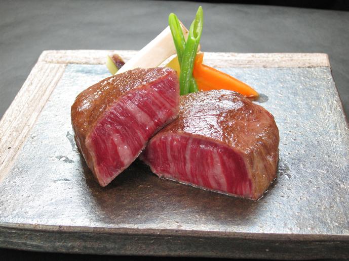 黒毛和牛ステーキセット